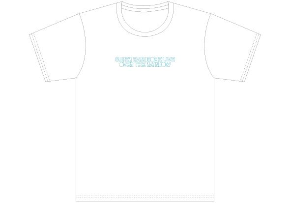 Tシャツ(再生ポリエステル糸使用)