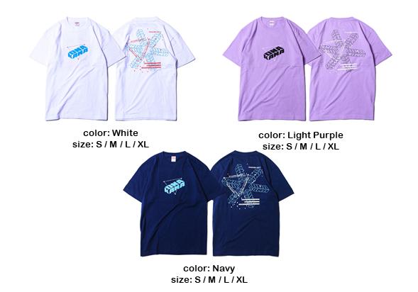 Winter Triangle T-shirt ※映画館により、お取り扱いのない場合がございます。