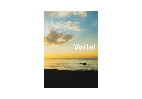 Saucy Dog official photo book 「Voilà!」
